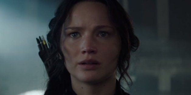 MOCKINGJAY TEASER TRAILER!!
