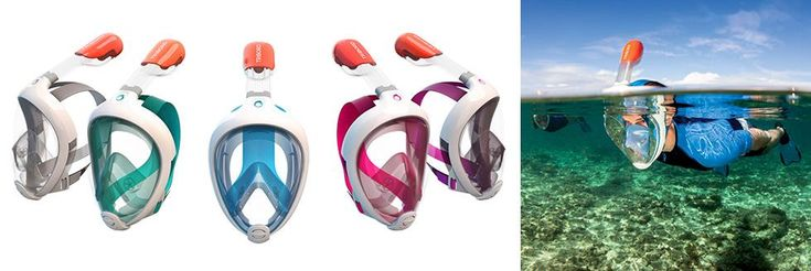 A Snorkel That Lets You Breathe Through Your Nose | S.O.M.F