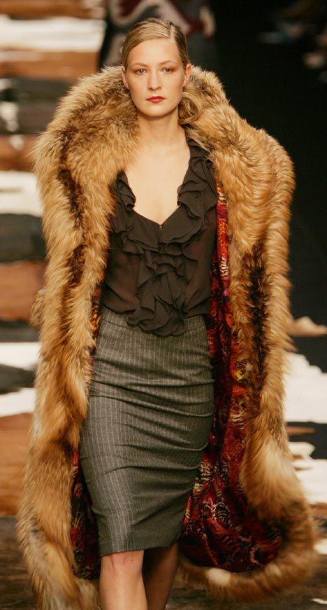 71 best Fur Coats images on Pinterest
