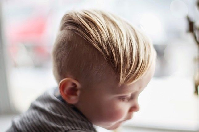 9 Trendy Kids' Haircuts That You'll Want Too via Brit + Co