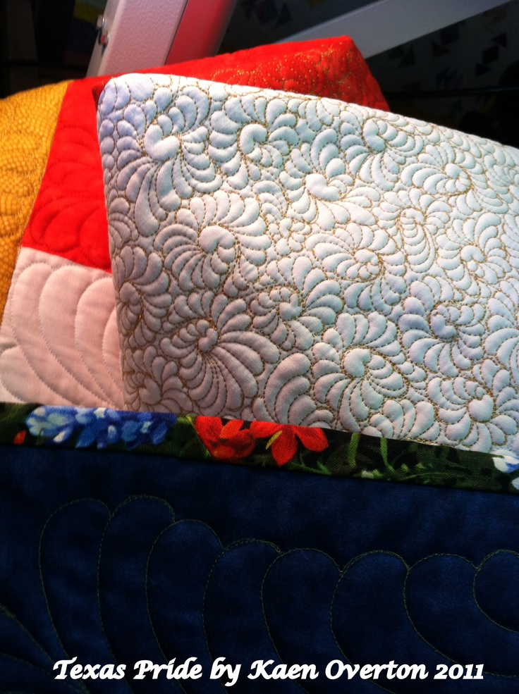 19 best Quilt Designs - Longarm images on Pinterest | Embroidery ... : a1 longarm quilting machine - Adamdwight.com