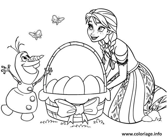11 Qualité Coloriage Olaf À Imprimer Image (avec images) | Coloriage reine des neiges, Coloriage ...