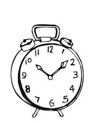 Resultado de imagen para reloj dibujo