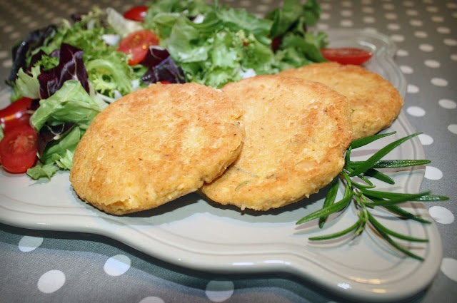 Hamburger di ceci! - Chickpea hamburgers - #ricetta #recipe #food #vegetarian