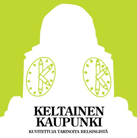 Yellow City - Illustrated stories from Helsinki