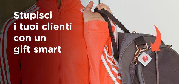 Filo il regalo perfetto per i soci del tuo club sportivo! Filo is the perfect gift for your sporting club! sales@filotrack.com