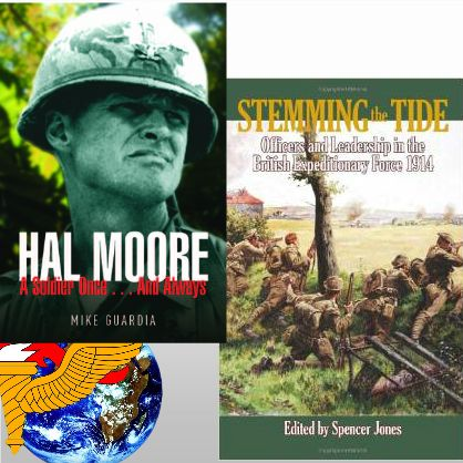 HAL MOORE and STEMMING THE TIDE - Book Reviews by Mark Barnes - http://www.warhistoryonline.com/reviews/hal-moore-stemming.html