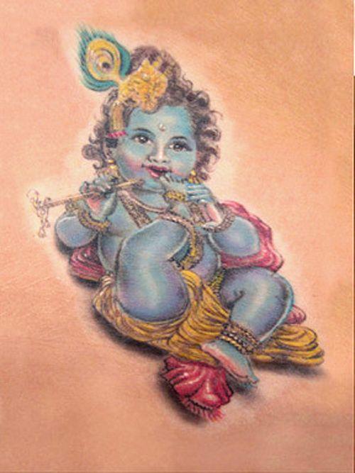 25 unique krishna tattoo ideas on pinterest krishna radha radha krishna love and krishna. Black Bedroom Furniture Sets. Home Design Ideas