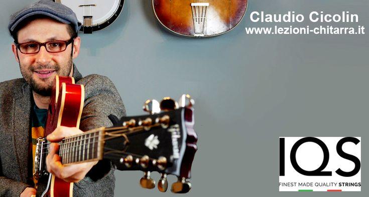 Clicca nel link sotto e partecipa al contest organizzato da IQS strings e Claudio Cicolin di lezioni-chitarra.it. Potrai partecipare al contest IQS con in palio 12 mute di corde!! Guarda il video per scoprire come!!