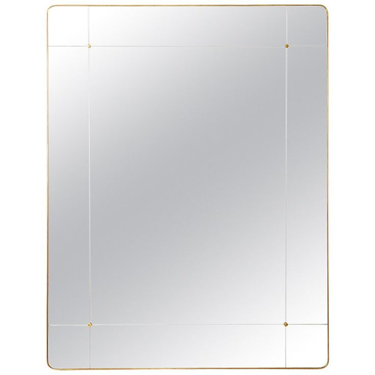 Milan Mirror, Fiona Makes   From a unique collection of antique and modern wall mirrors at https://www.1stdibs.com/furniture/mirrors/wall-mirrors/