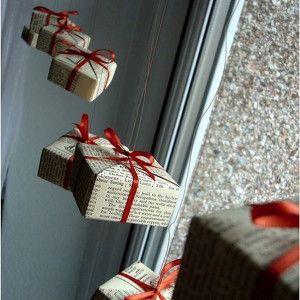 adornos navideños reciclados 6