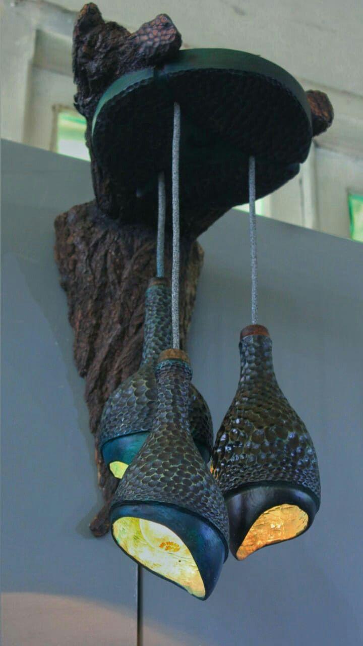 Judul Tempua Rustic Style Waktu Pengerjaan 2minggu Deskripsi Lampu Dinding Ini Terobsesi Dari Sarang Burung Manyar Te Sarang Burung Burung Lampu Gantung