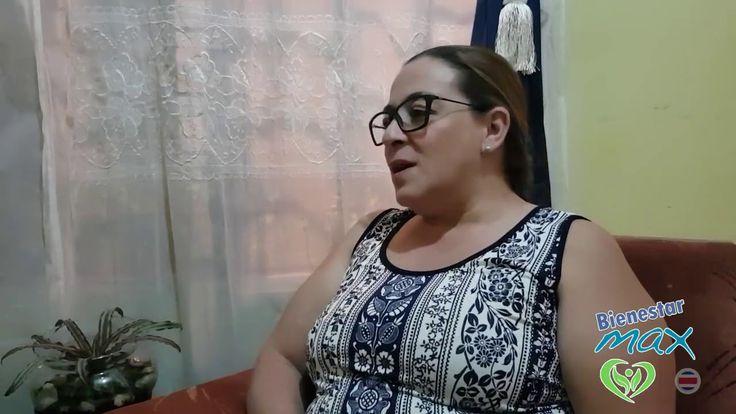 #MaxOne #CellGevity - Testimonio de ELA. Edgar Chaves, San José, Costa R...