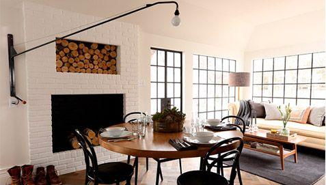 Lampada da parete Potence - Jean Prouvé style - acciaio laccato - Lampada da parete