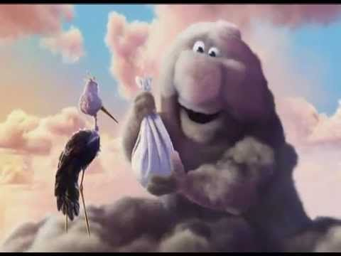 Partly Cloudy {Pixar Short} Great for inferring the character's feelings.