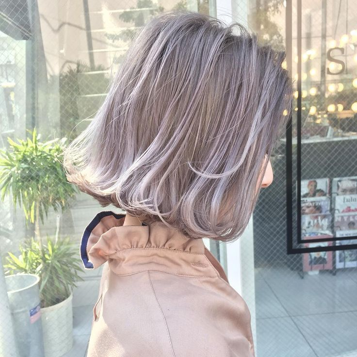 Hair Color Idea I Pin By Aki Warinda