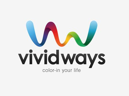 Illustrator Vivid Ways Logo - nice for shape stuff