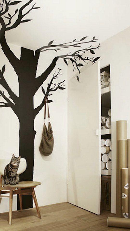 Me encanta este vinilo árbol | Decoración Hogar, Ideas y Cosas Bonitas para Decorar el Hogar