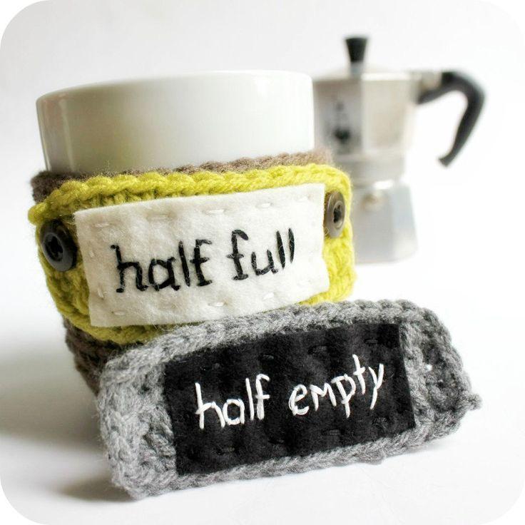 Mood Coffee Mug Cozy
