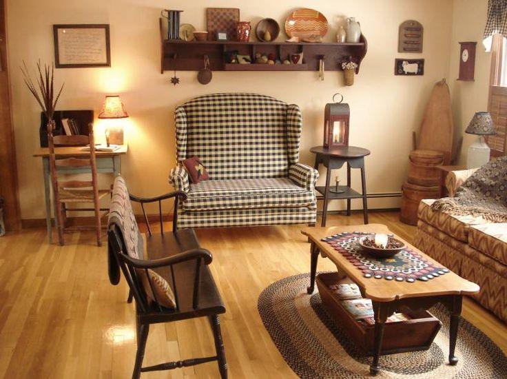 Best 10+ Primitive Living Room Ideas On Pinterest | Old Country Decor,  Rustic Primitive Decor And Primitive Decor