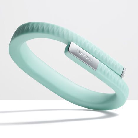UP by Jawbone. Tracks activity, foods, and the amount and quality of sleep you get. $129.99. I want one!!