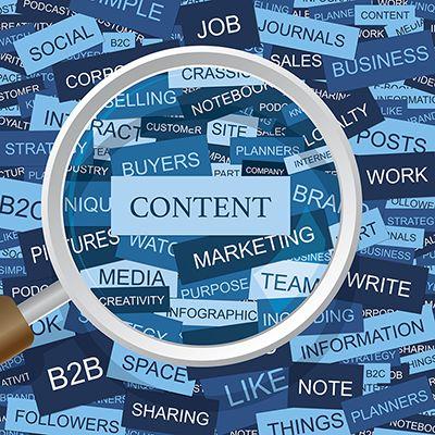 #Sabiasque un buen contenido debe tener entre 300 y 400 palabras para ser relevante