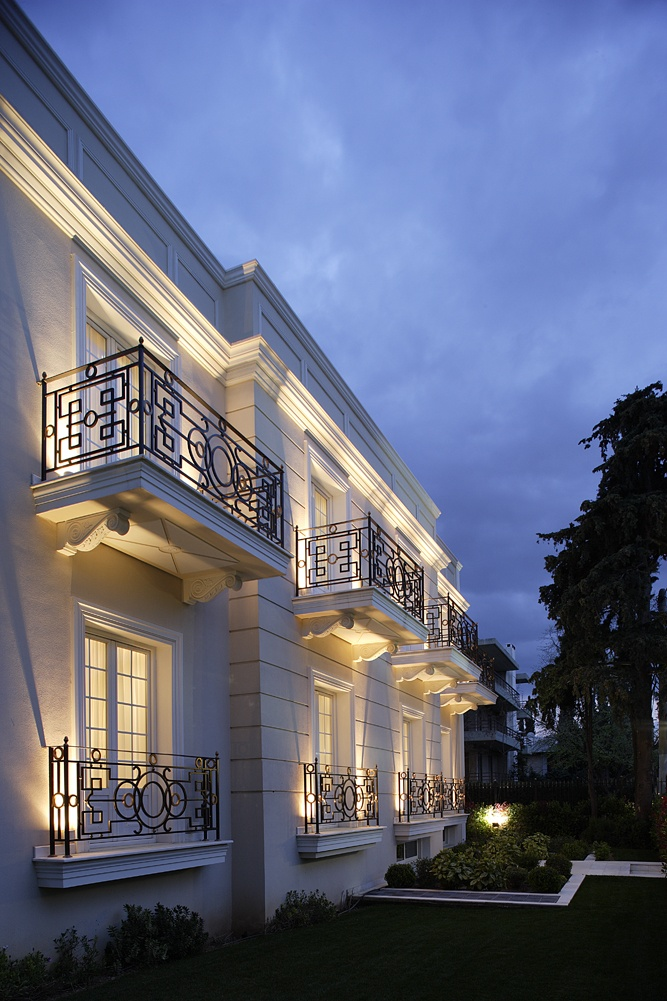 Theoxenia House Exterior View, A Member of Small Luxury Hotels of the World, Boutique Luxury Hotel, Kifissia, Athens, Greece