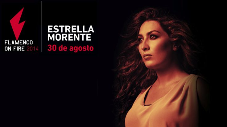 Estrella Morente :: Flamenco On Fire, Pamplona :: 30 de agosto de 2014