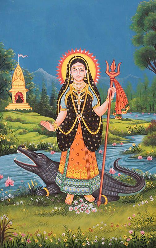Goddess Khodivar Mata Google Image Result for http://www ...
