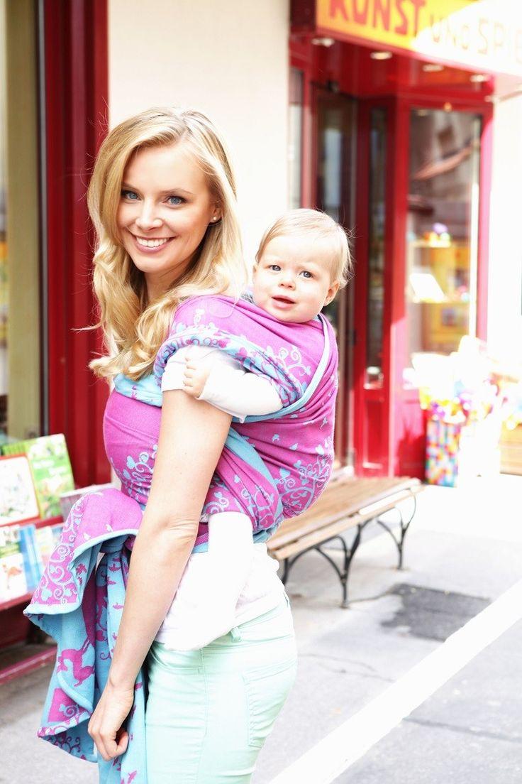Kokadi Erna In Wonderland Baby wearing wrap, New baby