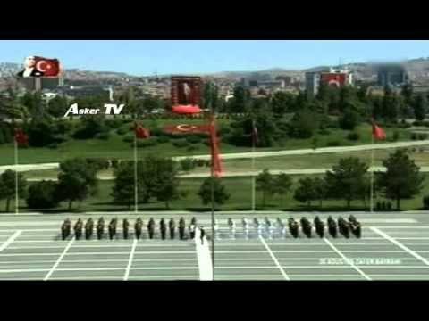 30 Ağustos Zafer Bayramı Kutlamaları AKM 2012 « Asker.TV