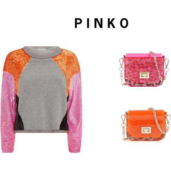 PINKO by natalia-kad on Polyvore featuring moda and Pinko