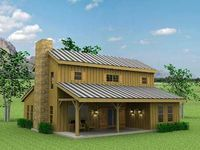 affordable residential pole barn kits - Google Search