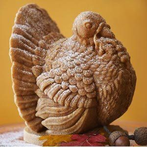 Holiday Baking: Turkey Pan from Williams-Sonoma