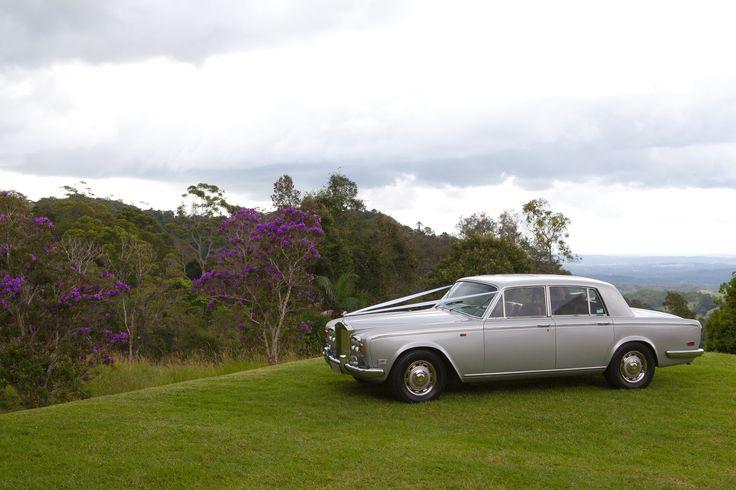 Rolls Royce Silver Shadow #BrisbaneWeddingCarHire