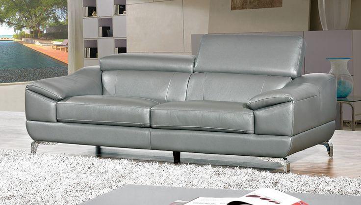 Vegas Genuine Leather Sofa