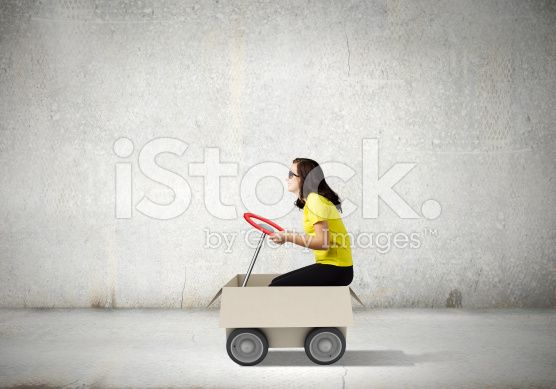 Delivery service royalty-free stock photo