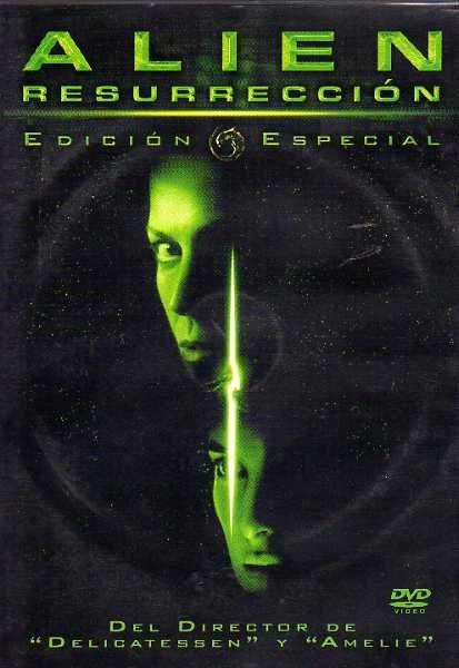 Más de doscientos años después de su muerte, Ripley (Sigourney Weaver) vuelve a la vida gracias al empleo de técnicas avanzadas de clonación. Pero, durante el proceso, el ADN de Ripley se ha mezclado con el de la Reina Alien, por lo que Ripley empieza a desarrollar ciertas características de la peligrosa alienígena.