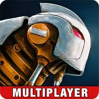 Iron Kill Robot Fighting Games 1.9.166 Hack MOD APK Action Games