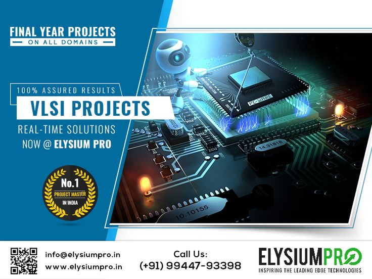 #ElysiumPro #FinalYearProjects #IEEEFinalYearProjects #EngineeringProjects #ProjectTraining Visit ElysiumPro to complete your Latest Vlsi project hassle-free !
