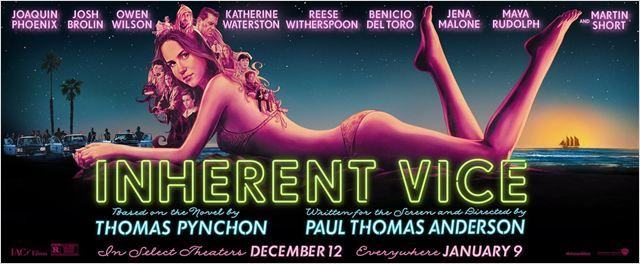 Critique de Inherent Vice de Paul Thomas Anderson avec Joaquin Phoenix | Oblikon.net