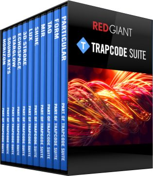 Red Giant Trapcode Suite 14 Serial + Crack Full Free Download. Create 3D visual effects with industry-standard package for motion graphics in After Effects.