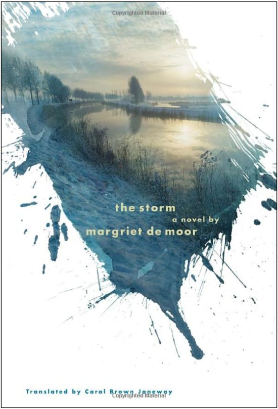Breathtaking Book Covers: The Storm by Margriet de Moor