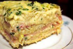 Maravilha ideal para aquele lanchinho a tarde, que tal? - Aprenda a preparar essa maravilhosa receita de Sanduíche de forno com pão de forma