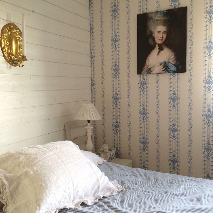Sovrum, lantligt, 1700-tal