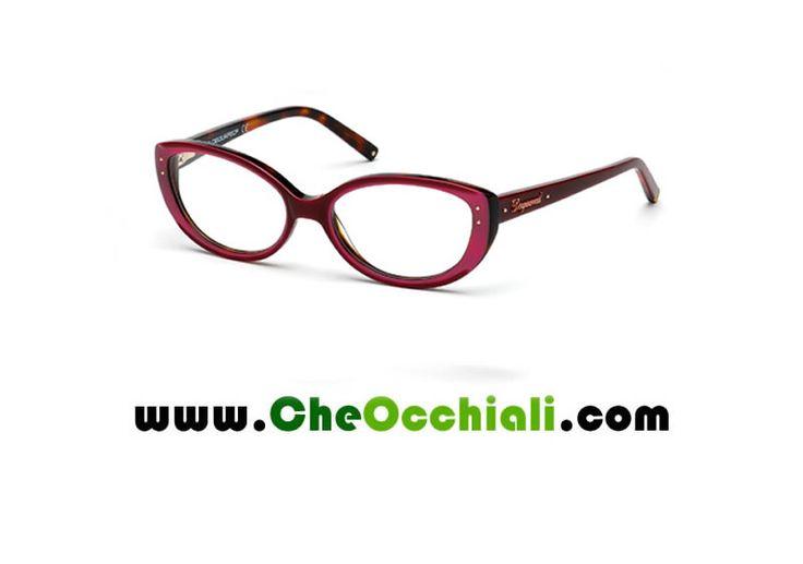 Occhiali da vista donna Dsquared 5110 071   http://www.cheocchiali.com/prodotti/occhiali-da-vista-da-donna-dsquared-5110-071