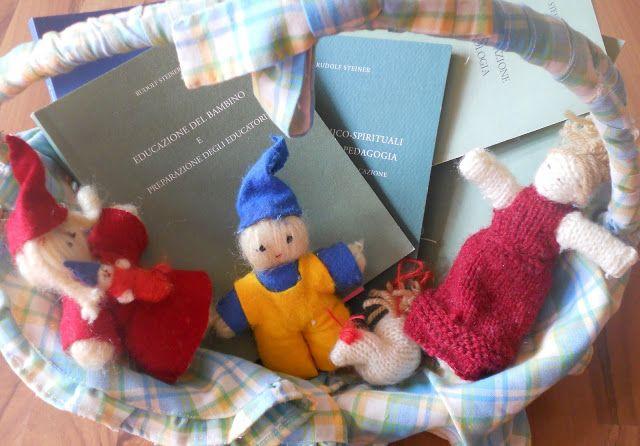 Maghella di casa                 : Io e l'antroposofia