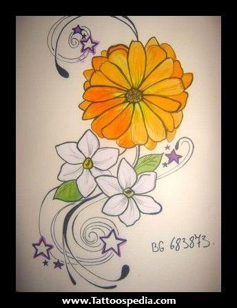October Birth Flower Tattoos - Tattoospedia