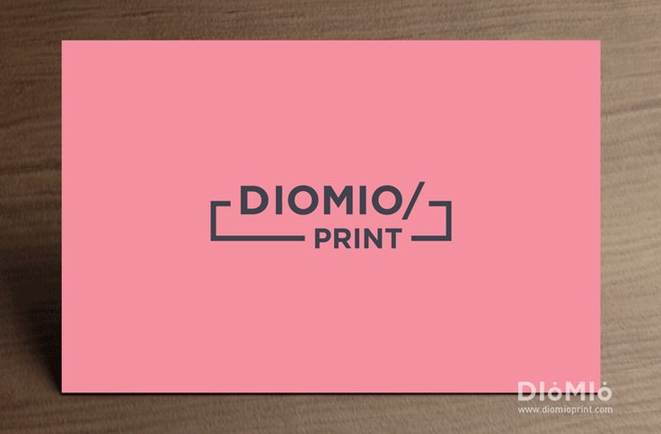 Simple Pink - DioMioPrint