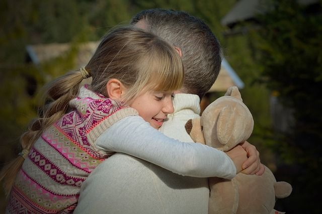 How Fathers Can Provide Emotional Support For Their Children